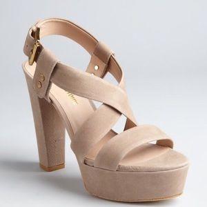 pour la victoire nealla platform sandal heel